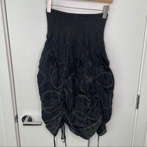 🎁4/20$🎁 Lapis boutique brand bubble boho dress